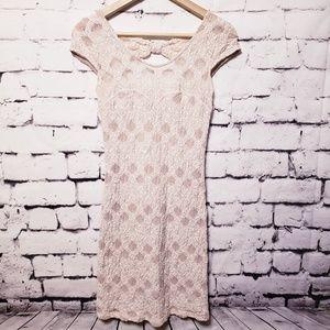 Free People lace dress!